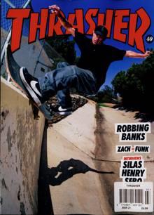 Thrasher Magazine MAR 21 Order Online