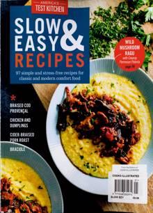 Americas Test Kitchen Magazine 21 Order Online