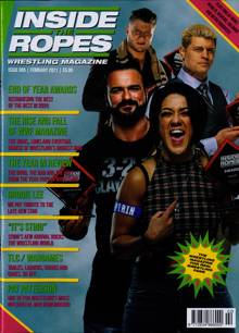 Inside The Ropes Magazine 02 Order Online