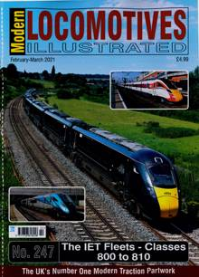 Modern Locomotives Illustrated Magazine FEB-MAR Order Online