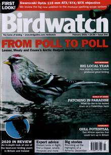 Birdwatch Magazine Issue FEB 21