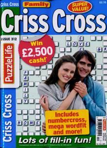 Family Criss Cross Magazine Issue 12