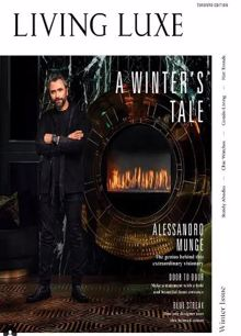 Living Luxe Magazine WINTER Order Online