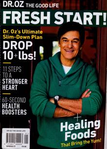 Dr Oz The Good Life Magazine SPRING Order Online