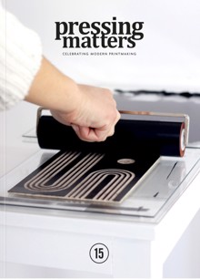 Pressing Matters Magazine Issue 15 Order Online