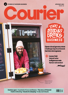 Courier Magazine APR-MAY 40 Order Online