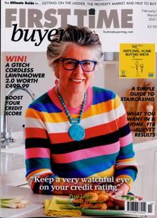 First Time Buyer Magazine FEB-MAR Order Online