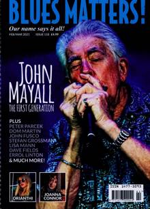 Blues Matters Magazine FEB-MAR Order Online