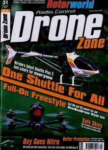 Radio Control Drone Zone Magazine APR-MAY Order Online