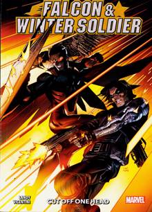 Falcon And Winter Soldier Magazine ONE SHOT Order Online
