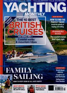 Yachting Monthly Magazine Issue MAY 21