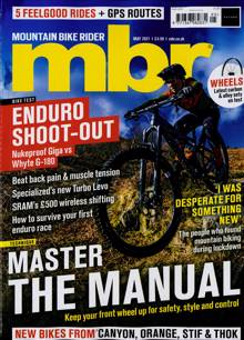Mbr-Mountain Bike Rider Magazine Issue MAY 21