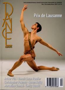Dance Europe Magazine NO 254 Order Online