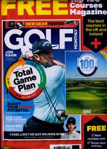 Golf Monthly Magazine Issue MAY 21