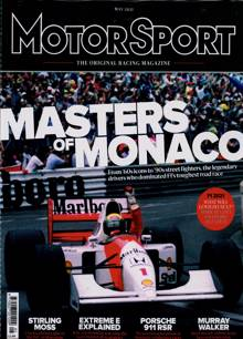 Motor Sport Magazine Issue MAY 21