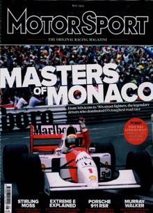Motor Sport Magazine MAY 21 Order Online