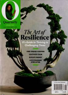 O Quarterly Magazine Magazine Issue SPRING