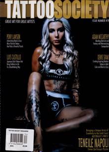Tattoo Society Magazine Issue NO 74