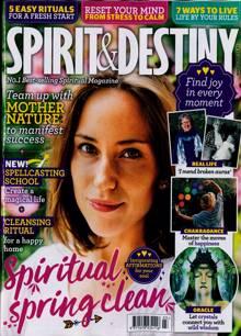 Spirit & Destiny Magazine MAR 21 Order Online