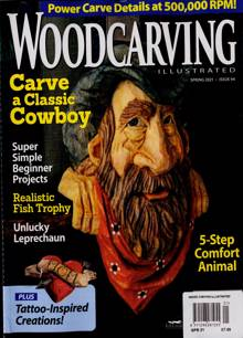 Woodcarving Illustrated Magazine SPRING Order Online