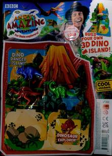 Andys Amazing Adventures Magazine NO 65 Order Online