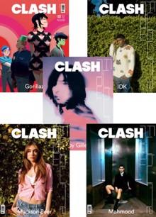 Clash Magazine NO 118 Order Online
