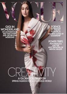Vogue Usa Magazine MAR 21 Order Online