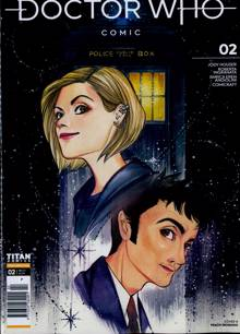 Doctor Who Comic Magazine 02 Order Online
