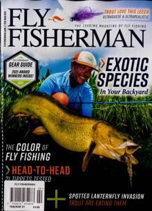 Fly Fisherman Magazine FEB-MAR Order Online