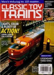Classic Toy Trains Magazine 02 Order Online