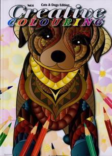 Creative Colouring Magazine NO 6 Order Online