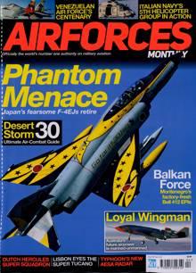 Airforces Magazine APR 21 Order Online