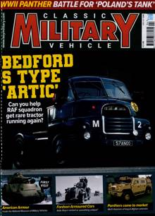 Classic Military Vehicle Magazine APR 21 Order Online