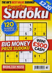 Everyday Sudoku Magazine NO 184 Order Online