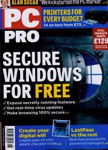 Pc Pro Dvd Magazine JUN 21 Order Online