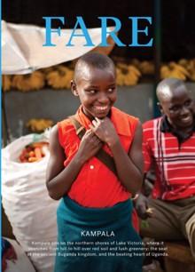 Fare Magazine 9: Kampala Order Online