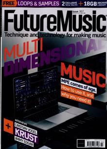 Future Music Magazine 03 Order Online