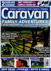 Caravan Magazine SUMMER Order Online
