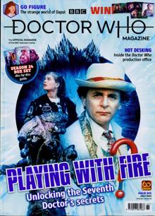 Doctor Who Magazine NO 565 Order Online