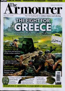 Armourer (The) Magazine MAY 21 Order Online