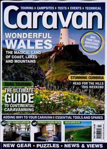 Caravan Magazine JUL 21 Order Online