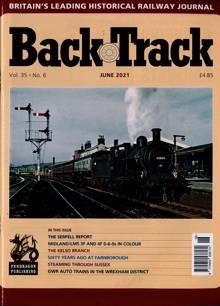 Backtrack Magazine Issue JUN 21