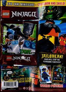 Lego Ninjago Magazine NO 73 Order Online
