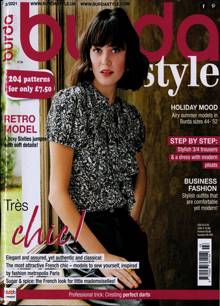 Burda Style Magazine NO 3 Order Online