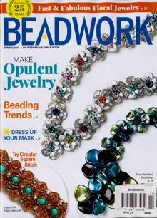Beadwork Magazine SPRING Order Online