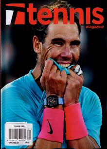 Tennis Usa Magazine JAN-FEB Order Online