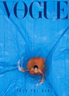 Vogue Portugal - Into The Blue Magazine Issue Issue 215
