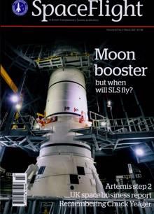 Spaceflight Magazine MAR 21 Order Online