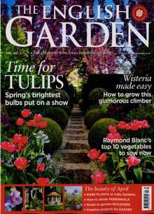 English Garden Magazine APR 21 Order Online