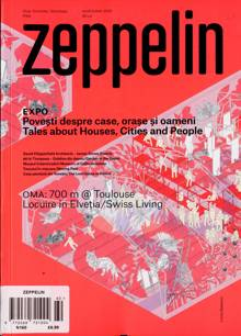 Zeppelin Magazine Issue 60